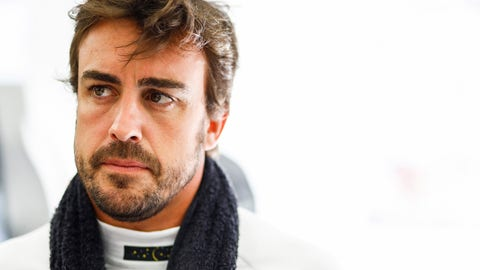 Alonso's preparation