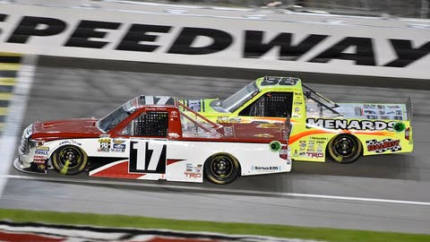 NASCAR Camping World Truck Series - Kansas