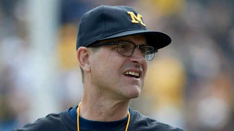 Michigan: In Harbaugh we trust