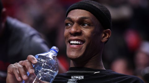 Rajon Rondo is still one of the best playoff point guards