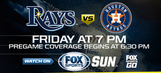 Houston Astros at Tampa Bay Rays game preview (4/21/17)