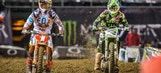 Tight championship battle helps fuel Supercross TV ratings