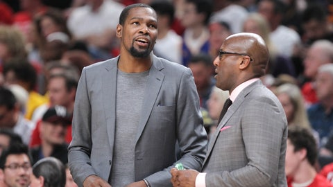 The Warriors' superteam status extends to the coaching staff