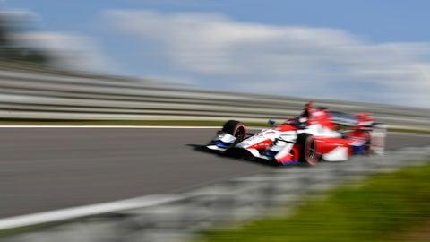 13. Marco Andretti