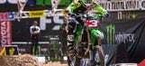 Eli Tomac wins in Salt Lake City, Hill crowned 250SX West champion