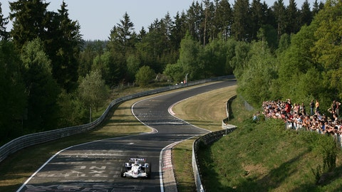 2. Nurburgring Nordschleife