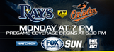 Tampa Bay Rays at Baltimore Orioles game preview (4/24/17)