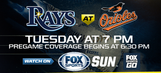 Tampa Bay Rays at Baltimore Orioles game preview (4/25/17)