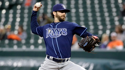 April 25: Relievers get it done