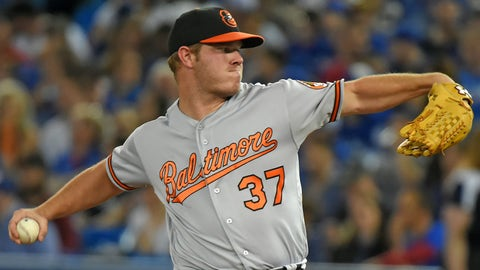 Baltimore Orioles: Dylan Bundy