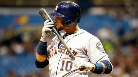 Gurriel's slam fuels Astros