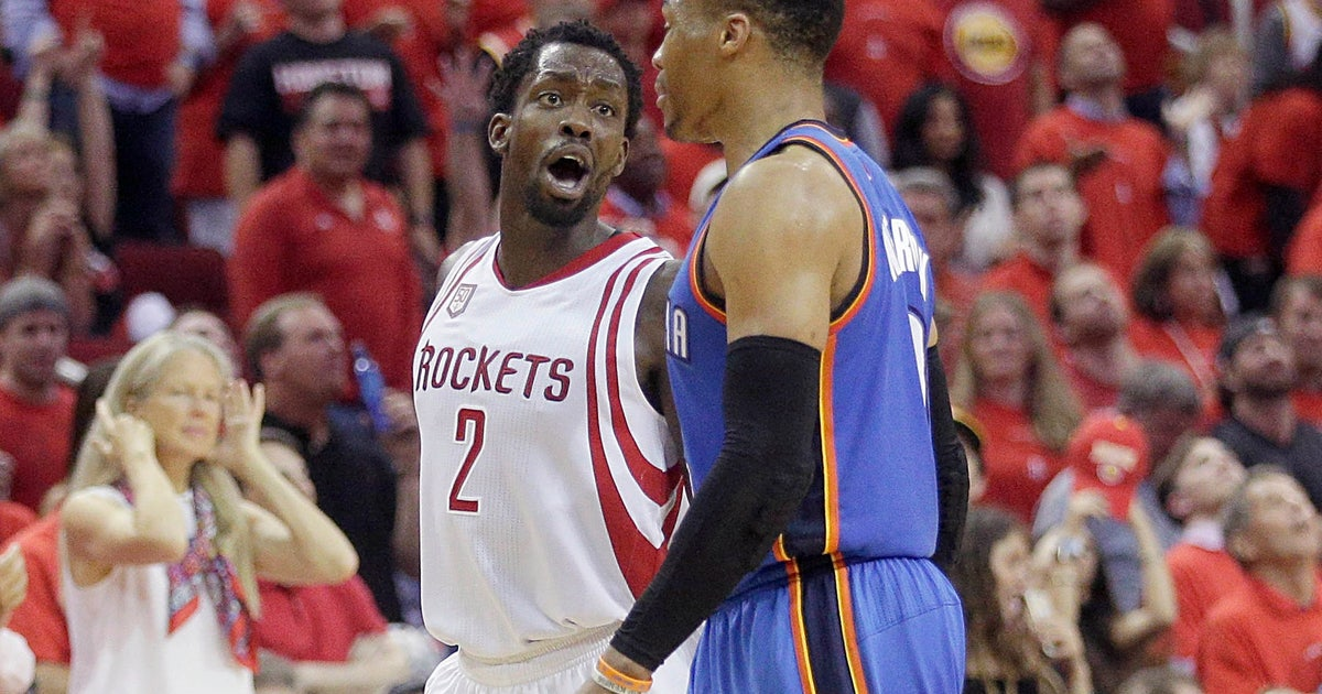 Patrick Beverley trolls Russell Westbrook for bragging about his 40+ points  in loss d0b9166b0