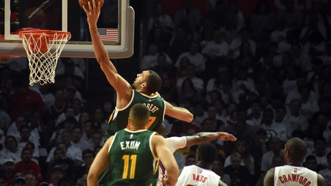 Rudy Gobert has the biggest impact in the West of any non-Warrior
