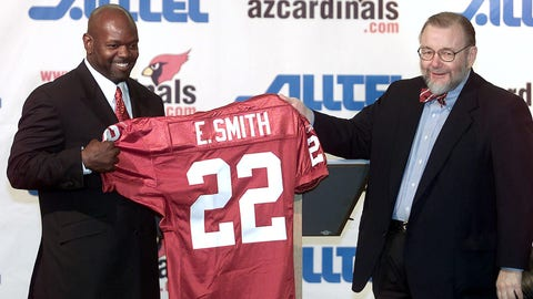 Emmitt Smith, Cardinals