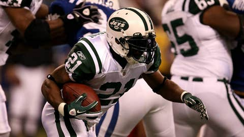 LaDainian Tomlinson, Jets