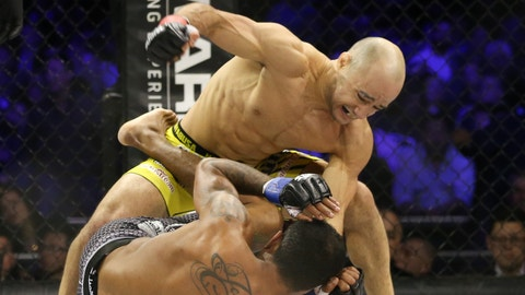 Can Marlon Moraes hang with the big dogs?