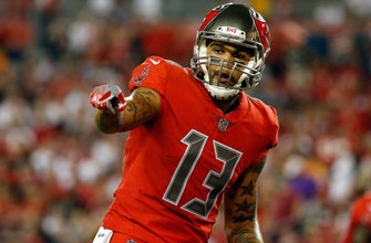 Tampa Bay Buccaneers agree to five-year, $82.5 million extension with Mike Evans