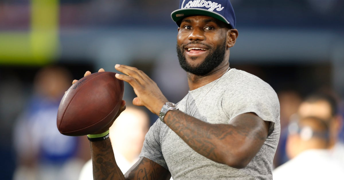 11 NBA players we'd love to see in the NFL