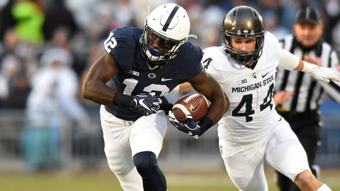 Chris Godwin -- WR, Penn State (3rd round, 84th overall)