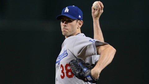 Brandon McCarthy, SP, Dodgers