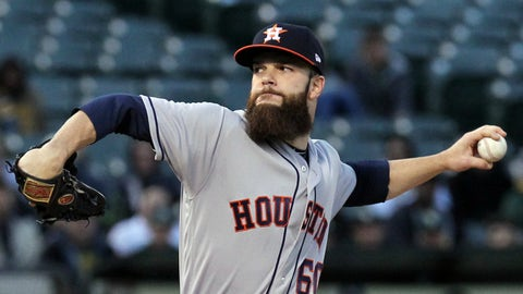 Dallas Keuchel, SP, Astros