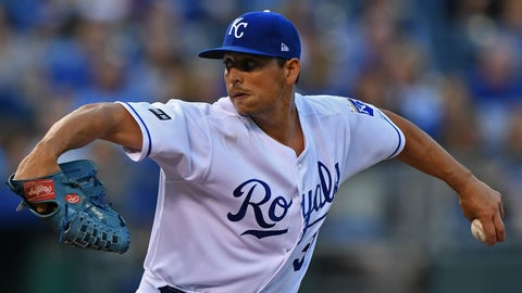 Jason Vargas, SP, Royals