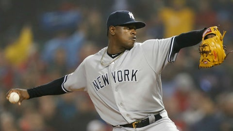 Luis Severino, SP, Yankees