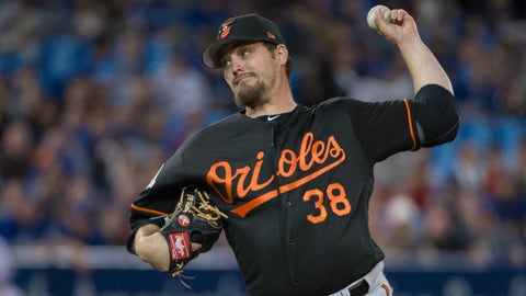 Wade Miley, SP, Orioles