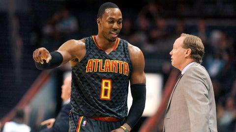 Mike Budenholzer, Atlanta Hawks: D-