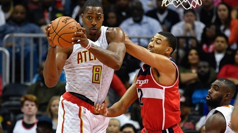 Convince Dwight Howard to play the right way
