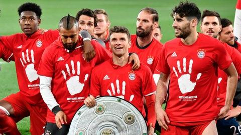 Bayern Munich: $2.71 billion