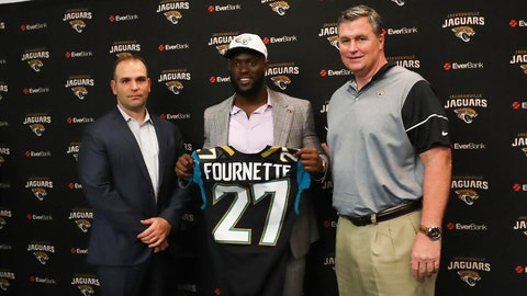 OROY: 1. Leonard Fournette, RB, Jaguars