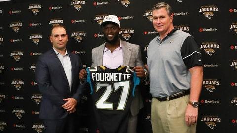 Jacksonville Jaguars: RB Leonard Fournette (1st round, No. 4)