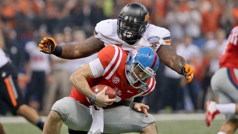 Vincent Taylor -- DT, Oklahoma State (Sixth round, 194th overall)