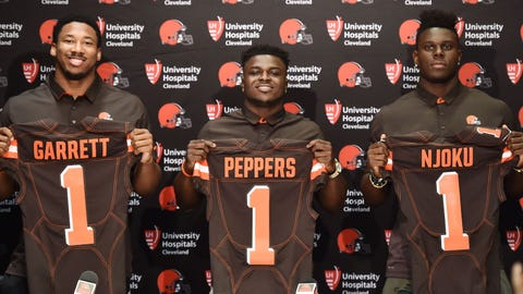 Cleveland Browns: +20000