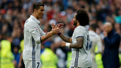 Mitigate the Marcelo-Ronaldo danger