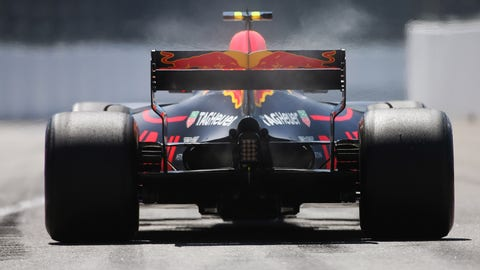 The Sochi Autodrom has never been the best circuit for Red Bull. (Photo: Charles Coates/LAT Images)