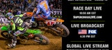 Watch Race Day LIVE for the East Rutherford Supercross