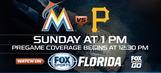 Sunday, April 30: Pittsburgh Pirates at Miami Marlins game preview