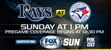 Sunday, April 30: Tampa Bay Rays at Toronto Blue Jays game preview