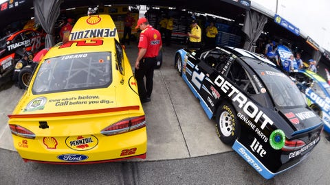 Big weekend for Team Penske