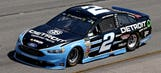 Brad Keselowski second despite having fastest car 'by far' at RIR
