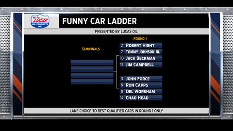 Funny Car - right