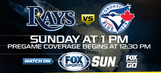 Sunday, May 7: Toronto Blue Jays at Tampa Bay Rays game preview