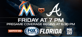 Preview: Injury-riddled Marlins welcome slumping Braves to Marlins Park