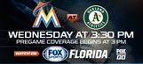 Preview: Marlins look to close out West coast swing with another win vs. A's