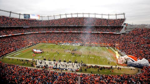 Carolina Panthers: Sports Authority Field at Mile High (Broncos)