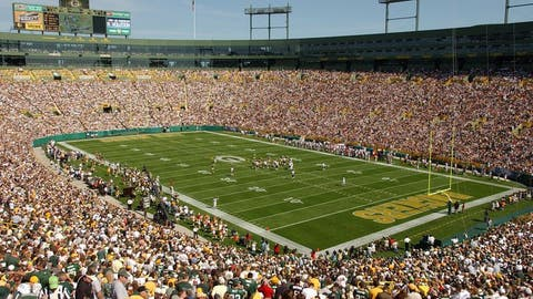 Cleveland Browns: Lambeau Field (Packers)