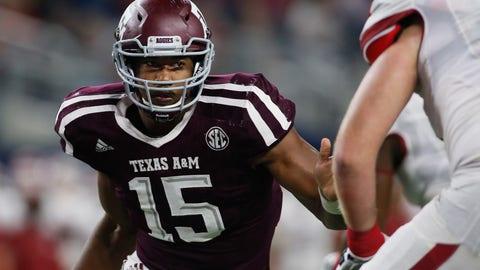 1. Browns: Myles Garrett - DE - Texas A&M