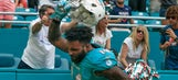 Shannon Sharpe and Skip Bayless react to Miami's Jarvis Landry promising a sweep of the Patriots